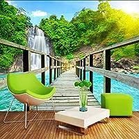 Xbwy カスタム3 D部屋の風景の壁紙3 D壁の壁画自然の風景壁のリビングルームのソファの背景壁紙壁紙家の装飾-280X200Cm