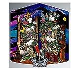 安室奈美恵 限定マジカルクリスマスカード(オルゴール付き 飛び出すカード)