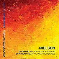 ニールセン:交響曲 第3番&第4番