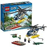 レゴ (LEGO) シティ ヘリコプターのドロボウ追跡 60067