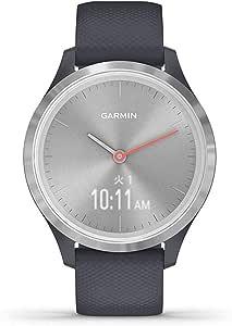 GARMIN vivomove 3S Granite Blue / Silver 010-02238-70