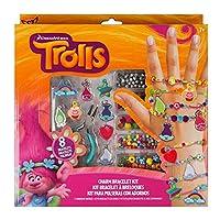 Trolls Charm Bracelet Kit by Trolls