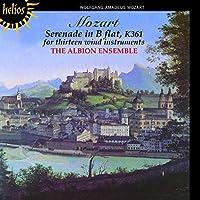 Mozart: Serenade - Gran Partita by Albion Ensemble (2002-09-10)