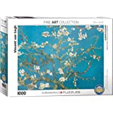 EuroGraphics Almond Blossom by Vincent Van Gogh 1000-Piece Puzzle