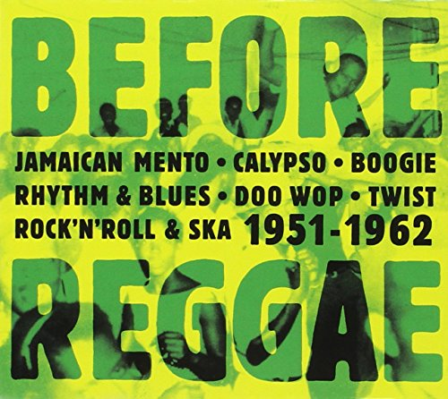 Before Reggae 1951-1952