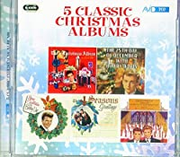 FIVE CLASSIC CHRISTMAS ALBUMS (IMPORT)