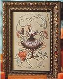 これ素敵っ クロスステッチ 刺繍 キット ハロウィン (1)   L834