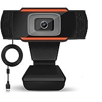 フルHD1080Pウェブカメラ webカメラ PCカメラ 自動光補正 マイク内蔵 30fps 110°広角USBカメラ…