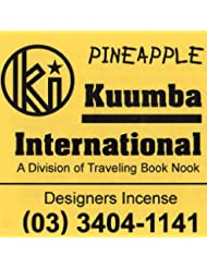 KUUMBA/クンバ『incense』(PINEAPPLE) (Regular size)