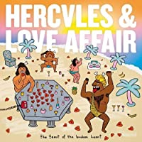 Feast of the Broken Heart by Hercules & Love Affair