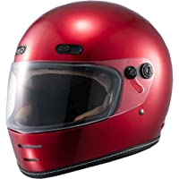 マルシン(MARUSHIN) バイクヘルメット ネオレトロ フルフェイス END MILL (エンド ミル) キャンディ…