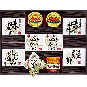 ニッスイ&小豆島佃煮詰合せ 15-7657-109