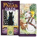 【愛くるしい猫たちが駆け回ります】タロット・オブ・ペイガン・キャッツ
