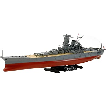 タミヤ 1/350 艦船シリーズ No.30 日本海軍 戦艦 大和 プラモデル 78030