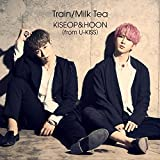 Train♪KISEOP&HOON(from U-KISS)のジャケット