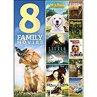 8-MOVIE FAMILY PACK 4