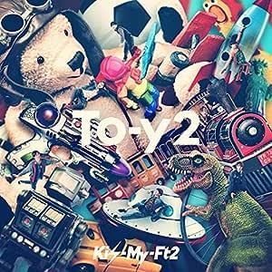 To-y2(CD+DVD)(初回盤B)
