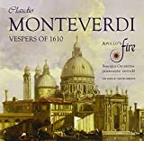 Vespers of 1610 by Apollo's Fire (2010-09-14)