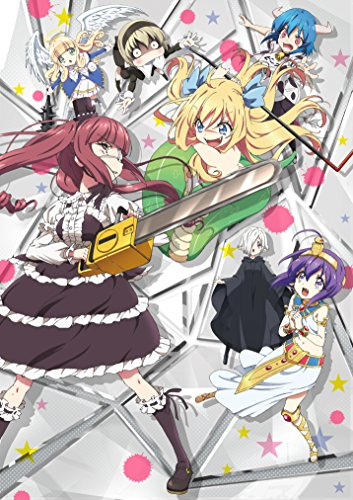 【Amazon.co.jp限定】邪神ちゃん ドロップキック 上巻 (初回限定版)(オリジナル映像特典ディスク付)[Blu-ray]