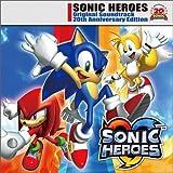 SONIC HEROES Original Soundtrack 20th Anniversary Edition