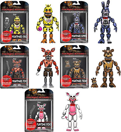 ファンコ funko five nights at freddy s articulated foxy action