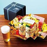 【Amazon.co.jp限定 父の日プレゼント】キリン一番搾り生ビール フラワーデザインギフト 350ml×4本