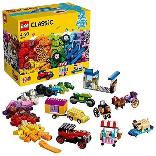レゴ(LEGO) クラシック アイデアパーツ<タイヤセット>...
