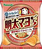 山芳製菓 ポテトチップス 明太マヨビーフ 50g×12袋