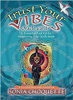 トラスト バイブス オラクルカード Trust Your Vibes Oracle Cards 英語版 輸入品