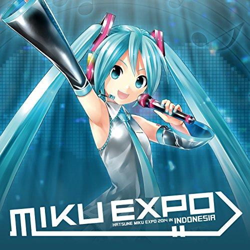 HATSUNE MIKU EXPO 2014 IN INDO...