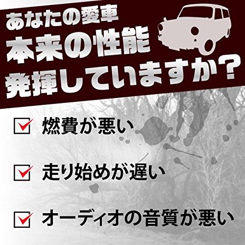 【YuHaru】 高品質 エンジン アーシング ワイヤー キット 選べるカラー (ブルー)