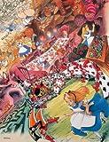 500ピース ジグソーパズル プチプチ ふしぎの国のアリス アリスの世界 (16.5x21.5cm)
