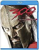 300〈スリーハンドレッド〉 コンプリート・エクスペリエンス [WB COLLECTION][AmazonDVDコレクション] [Blu-ray]