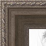 ビーズディテール入り写真フレーム アンティークゴールド 幅1.5インチ 10 x 20