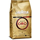 Lavazza Qualità Oro, 100% Arabica, Medium Roast Coffee Beans, Pack of 1kg
