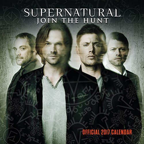 Supernatural Official 2017 Square Calendar (Calendar 2017)