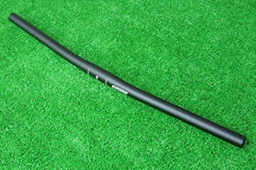 レア スペシャライズド( Specialized) アルミ フラットバー Φ25.4mm/600mm 6度 ブラック