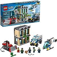 レゴ (LEGO) シティ 銀行ドロボウとポリスバン 60140