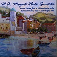 Mozart: Quartet No1; Quartet No3 by Laurel Zucker (2004-04-27)