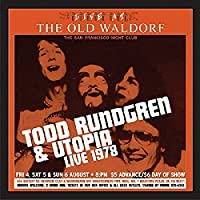LIVE AT THE OLD WALDORF (2LP, LIMITED GOLD VINYL EDITION) [12 inch Analog]
