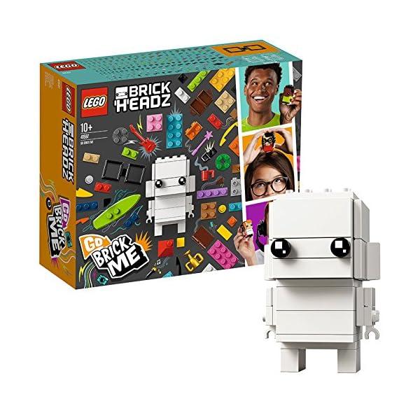 レゴ(LEGO) ブリックヘッズ ブリックヘッ...の紹介画像2
