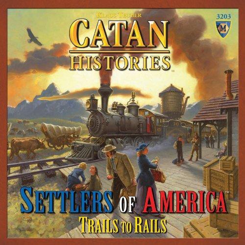 カタン:アメリカの開拓者たち Settlers of Ame...