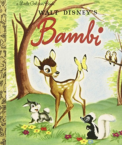 Bambi (Disney Classic) (Little Golden Book)の詳細を見る