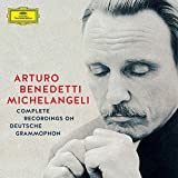 Arturo Benedetti Michelangeli -Complete Recordings On Deutsche Grammophon