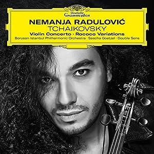 チャイコフスキー:ヴァイオリン協奏曲 他