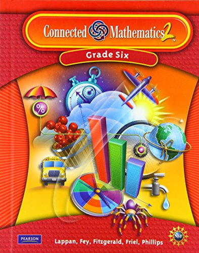 Download Connected Mathematics 2: Grade Six 0133661075