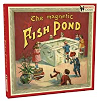 Cheatwell Games Bygone Days Magnetic Fish Pond Game
