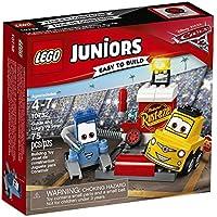レゴ (LEGO) ジュニア ディズニー カーズ グイドとルイジのピットストップ 10732