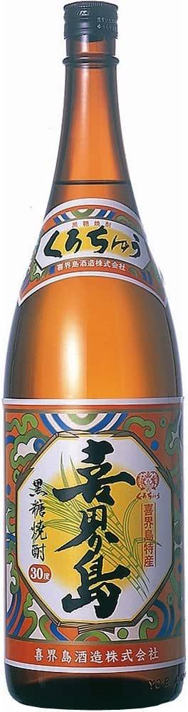 喜界島酒造 喜界島 黒糖 30度 1800ml瓶 [ 焼酎 鹿児島県 ]