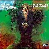 ベートーヴェン:ヴァイオリン・ソナタ第9番「クロイツェル」&第10番